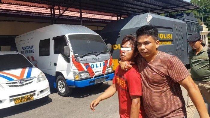 Aksi Heroik, Anggota TNI vs Maling Motor di Merangin, Warga Mengejar Sambil Bawa Senjata Tajam