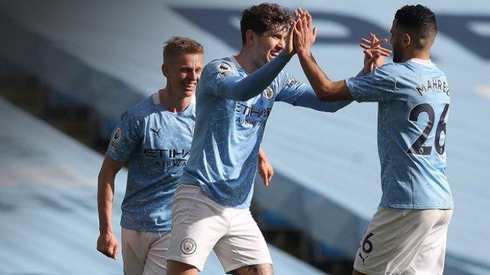 Man City vs West Ham, The Citizens Lanjutkan Tren Kemenangan, Ruben Dias dan John Stone Cetak Gol