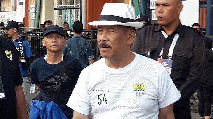 Evaluasi Persib Bandung, Umuh Muchtar Ingatkan Pemain Soal Target 5 Besar dan Kartu Kuning