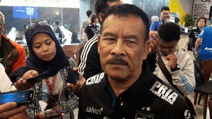 Ungkap Alasan Mundur dari Jabatan Sebagai Manajer Persib Bandung, Umuh: Ada Rencana Mem-bully Saya