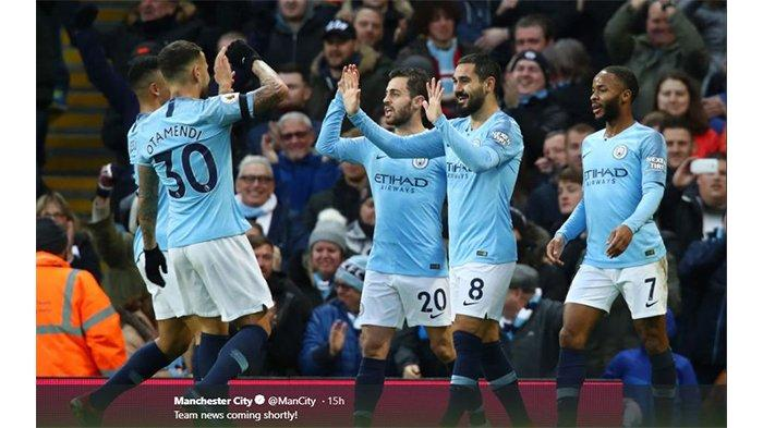 Jadwal dan Link Live Streaming Liga Inggris Malam Ini, Ada Manchester City dan Tottenham Hotspur