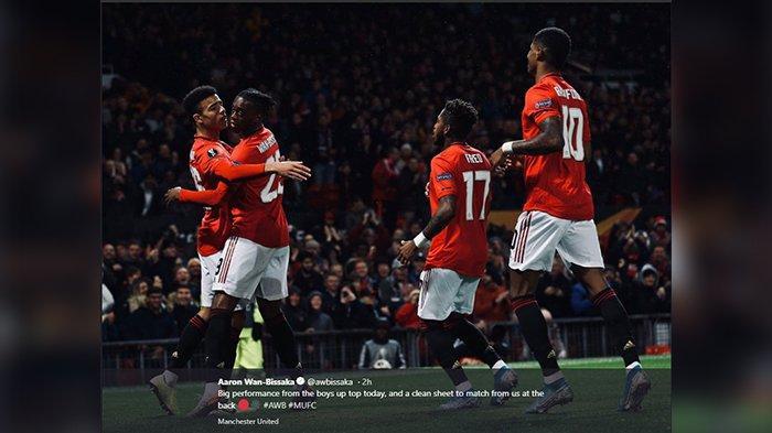 Sudah Dimulai, Live Streaming TV Bersama Manchester United vs Norwich City di TVRI, Tonton via Hape