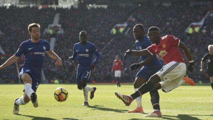 Paul Pogba Bikin 7 Assist Bagi Manchester United, Bukan Jamin Tak Berpisah dengan Cristiano Ronaldo