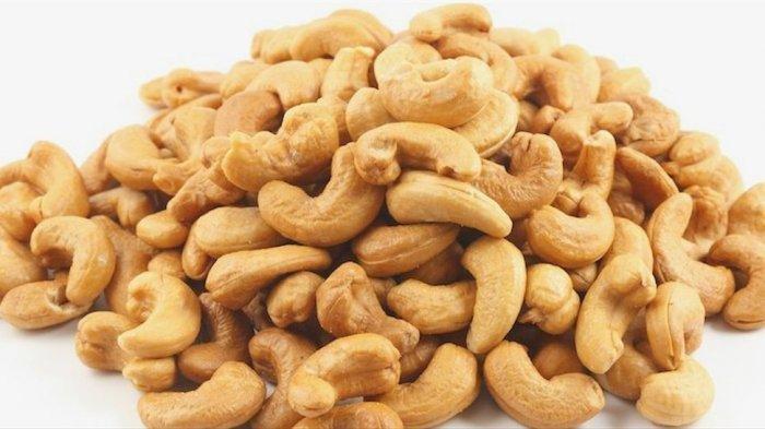 Gurih dan Renyah, Berikut Segudang Manfaat Kacang Mete untuk Kesehatan, Bagus untuk Jantung