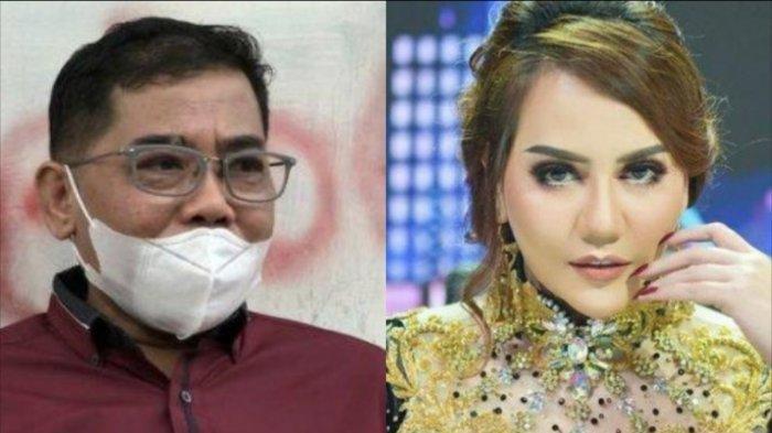 Nita Thalia masih tak kuat atas meninggalnya mantan suami, Nurdin Rudythia atau Nurdin Ruditia.