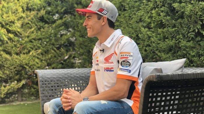 Marc Marquez Mengaku Menderita, Tak Lagi Merasakan Kenikmatan Balapan MotoGP Setelah Comeback
