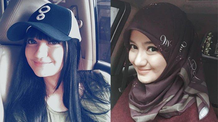Marcella Simon, Sahabat Cut Meryriska Mualaf, Dulu Usia 3 Tahun Pernah Jadi Model Pake Baju Muslim