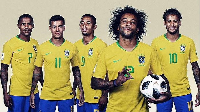 Susunan Pemain Timnas Brasil Vs Meksiko, Duet Jesus-Neymar Masih jadi Andalan Tim Samba