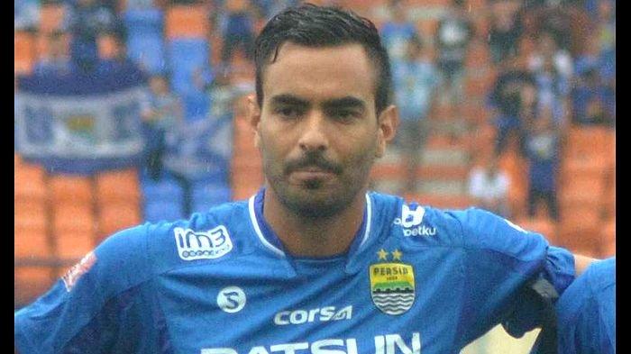 Bentuk Klub Baru, Mantan Pemain Persib Marcos Flores Harap Bisa Uji Coba Lawan Persib & Bali United