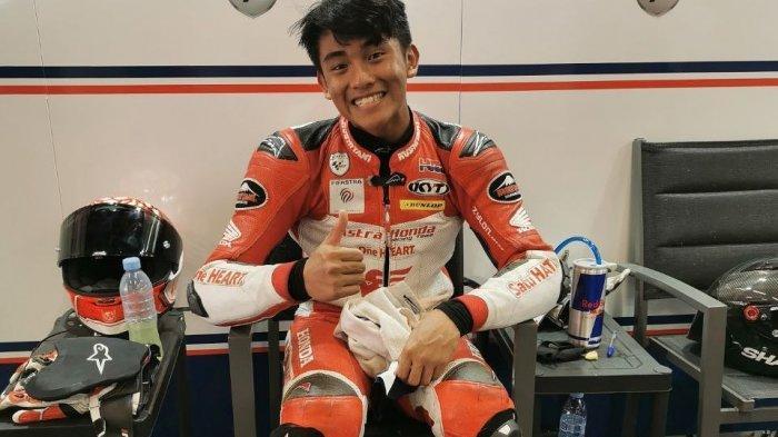 Sosok Mario Aji, Pembalap Muda Indonesia Berlaga di CEV Moto3, Prestasinya Cemerlang Sejak Kecil