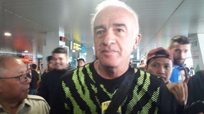 Mario Gomez: Laga Dihentikan Bukan Masalah Kita, Itu Masalah Komisi Disiplin