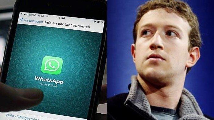 Heboh WhatsApp, Facebook, dan IG Error, Mark Zuckerberg Sampai Minta Maaf, Ini Penyebab Bisa Down
