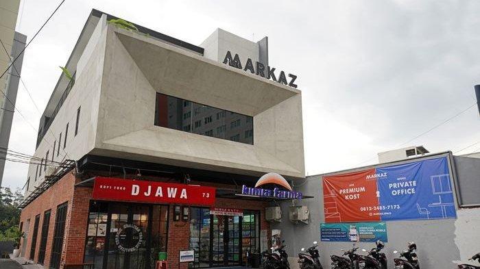 Markaz Collective Space: Gaya Hidup Milenial Produktif Berkonsep Live, Work, Meet Dalam Satu Atap