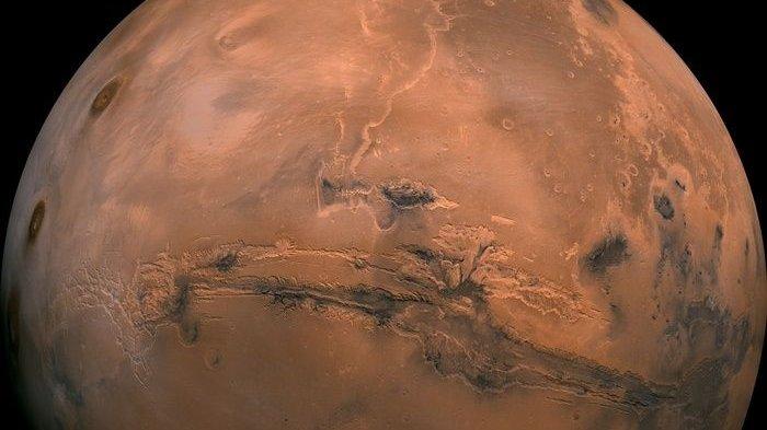 Inilah Cerberus Fossae, Tempat di Mars yang Dilanda Gempa, Memiliki Aktivitas Geologis Paling Aktif