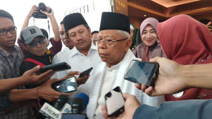 Maruf Amin Dituding Langgar UU Pemilu, KPU Mengaku Sudah Tahu Jabatannya di 2 Bank