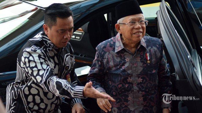Tak Hadiri Kuala Lumpur Summit, Wapres Maruf Amin Dikabarkan Sakit, Dokter Paparkan Kondisinya