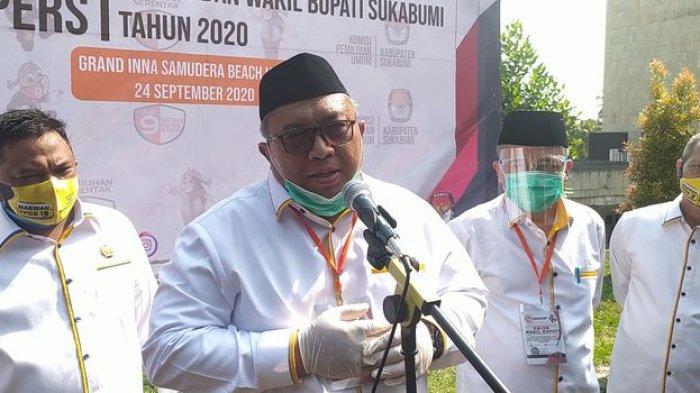Calon Bupati Sukabumi Marwan Hamami Jelaskan Progam Utama Bidang Kesehatan dan Ekonomi, Wajib Tahu!