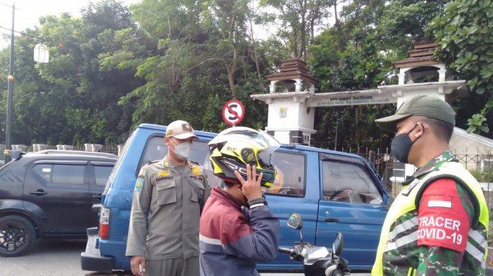 18 Warga Terjaring Tak Memakai Masker saat Beraktivitas di Cianjur, Langsung Dapat Sanksi