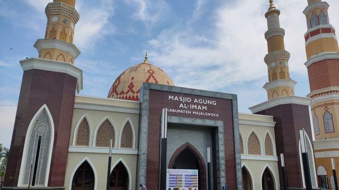Masjid Agung Al-Imam Majalengka Bakal Gelar Salat Id, Terapkan Prokes Ketat