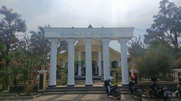Indahnya Masjid Al-Muthmainah, Masjid Bergaya Eropa di Pelosok Indramayu