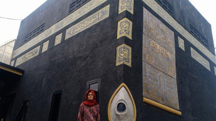 Masjid Bentuk Kabah Yang Ada Di Film Preman Pensiun, Ternyata Ada di Daerah Ini, Dekat Dari Bandung