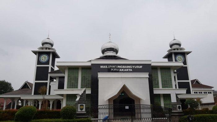 Mulai Besok, Masjid-masjid di Indramayu Boleh Buka Meski PSBB Diperpanjang