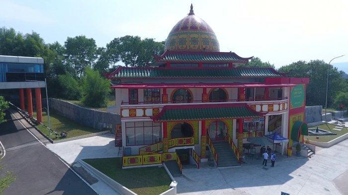 Cerita di Balik Nama Masjid Jami Tine Tang di Bogor, Bernuansa Tionghoa, Jadi Simbol Keberagaman