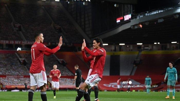 Hasil Piala FA Manchester United Singkirkan Liverpool, Ini Jalannya Pertandingan