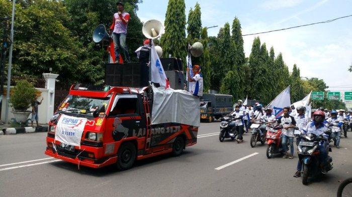Draft RUU Omnibus Law Diserahkan Senin Ini, FSPMI Purwakarta : Nggak Ada Seruan Mogok Massal Buruh