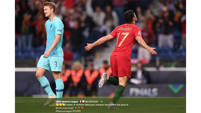 Didekati Cristiano Ronaldo untuk Gabung Juventus, Matthijs de Ligt Tanggapi Begini