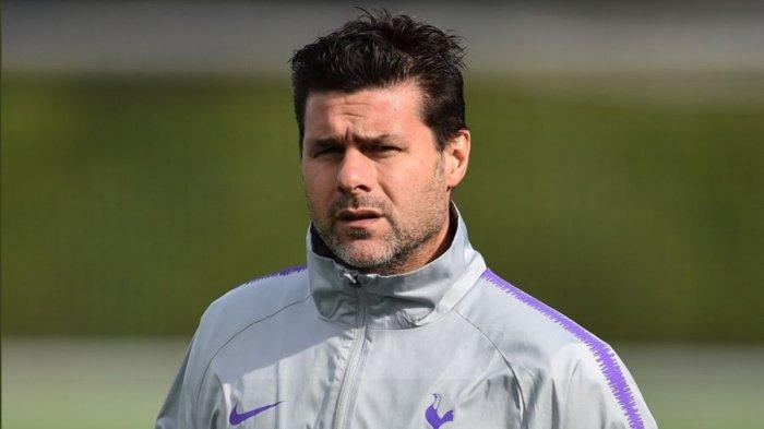 Pelatih Tottenham Hotspur, Mauricio Pochettino