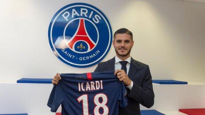 Juventus Siap Tukarkan Cristiano Ronaldo dengan Mauro Icardi dari Paris Saint-Germain