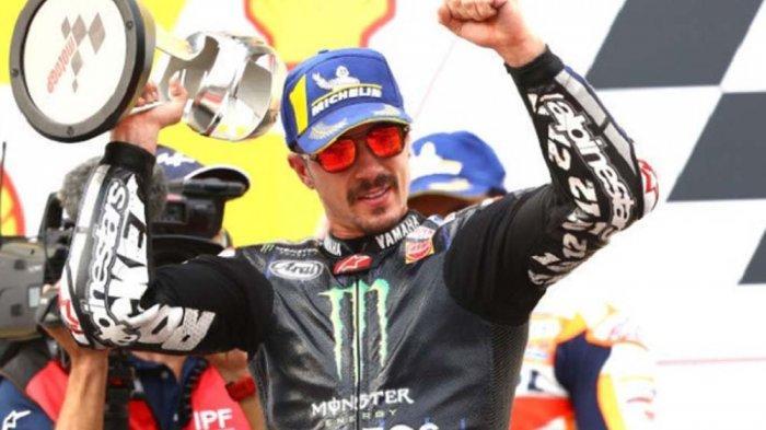 PROFIL Maverick Vinales, Juara MotoGP Qatar 2021, Memulai Karier Balap di Usia 12 Tahun