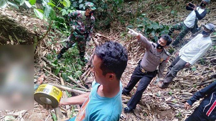 TERUNGKAP Identitas Mayat di Kebun Kopi di Rajadesa Ciamis, Ternyata Sudah 3 Minggu Menghilang