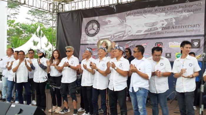 Klub Mercedes-Benz W212 Punya Ketua Baru, Hasil Musda di Kota Baru Parahyangan
