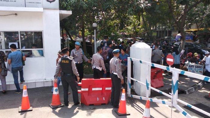 Mabes Polri Diserang Teroris, Ini Langkah yang Dilakukan Polda Jabar dan Polrestabes Bandung