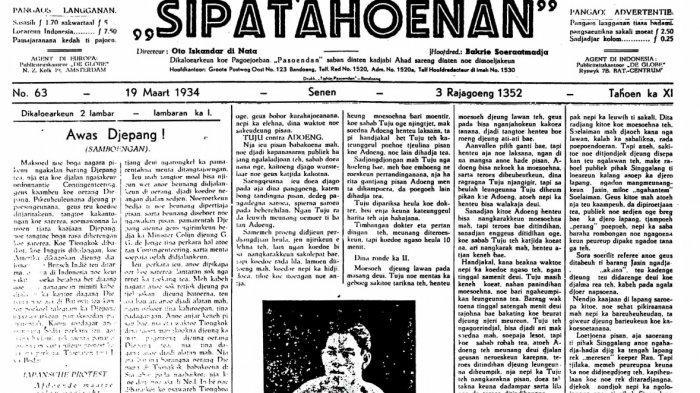 Disebut Fakta Baru, Persib Bandung Tidak Lahir pada 1933, tapi 1934, Simak Penjelasannya