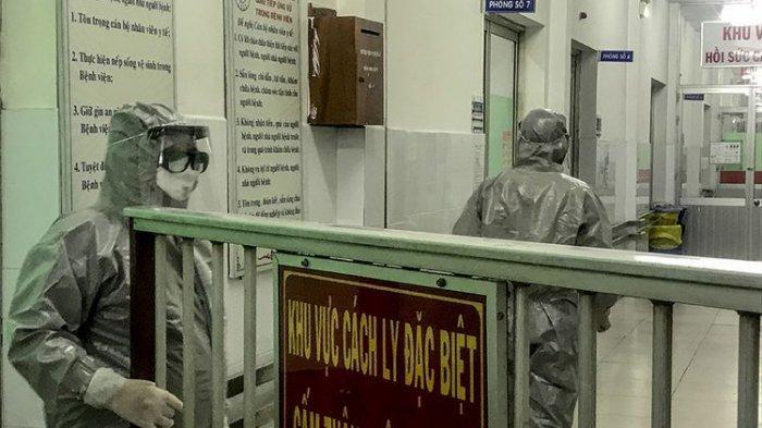 Kasus Positif Corona di Vietnam Melonjak, Peneliti Bingung dari Mana asal Virus