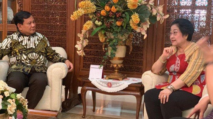 Prabowo Temui Megawati, Pertanda Gerindra Gabung Koalisi Jokowi?