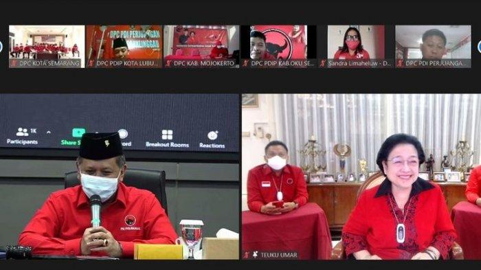 PDI Perjuangan Kantongi Identitas Penyebar Hoaks Megawati Sakit
