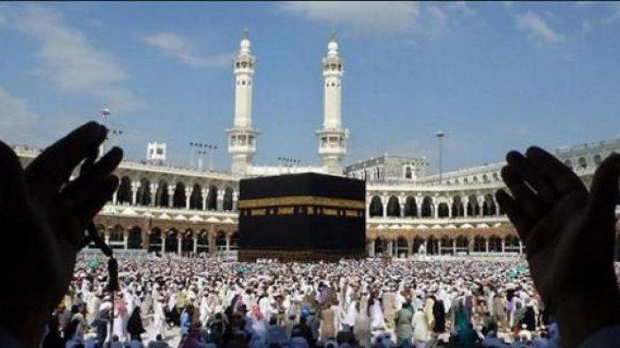 Tak Bisa Naik Haji Tahun Ini, Kerjakan 7 Amalan ini Pahala Setara Ibadah Haji, Dilakukan Kapan Saja