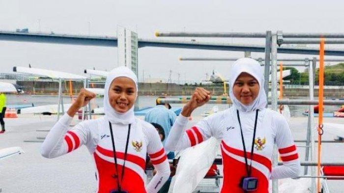 Atlet Dayung Jabar Melani Putri Bertekad Pertahankan Emas di PON XX Papua