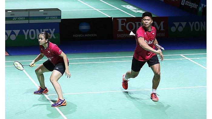 Hasil Thailand Open 2021 Hari Ini Praveen Jordan/Melati Daeva Oktavianti ke Semifinal