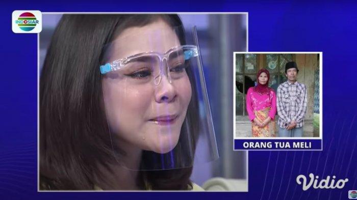 Meli juara LIDA 2020 menangis saat ceritakan kondisi orangtua di Cianjur