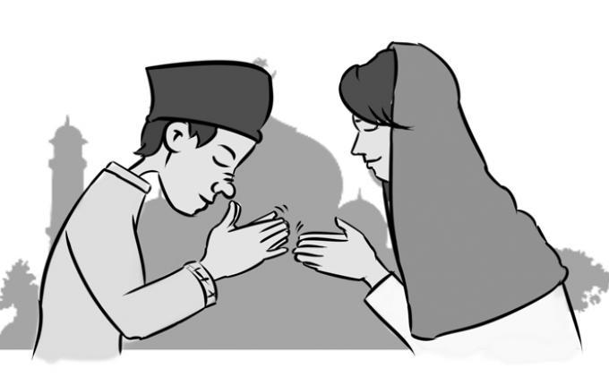 15 Kata-kata Mutiara dan Ucapan Selamat Lebaran Idul Fitri 1441 dalam Bahasa Sunda, Pasang di Medsos