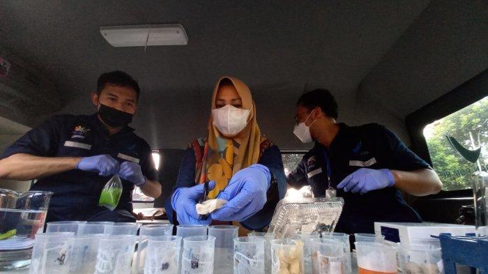 Sebagian Besar Takjil di Priangan Timur tak Memenuhi Syarat Kesehatan, Mengandung Bahan Berbahaya