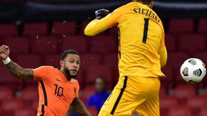 Hasil Kualifikasi Piala Dunia 2022: Belanda Kalahkan Montenegro, Memphis Depay Ciptakan Rekor
