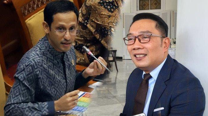 Tanggapi Pidato Mendikbud Nadiem Makarim, Ridwan Kamil : Pemprov dan Disdik Jabar Akan Terjemahkan
