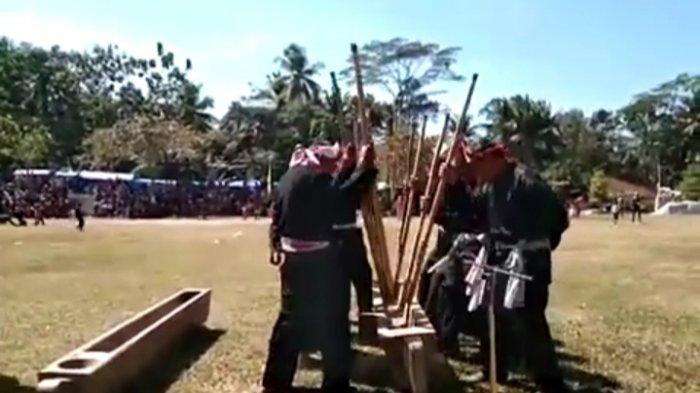 Mengintip Acara Ngagondang, Budaya Sunda Zaman Dulu di Pangandaran