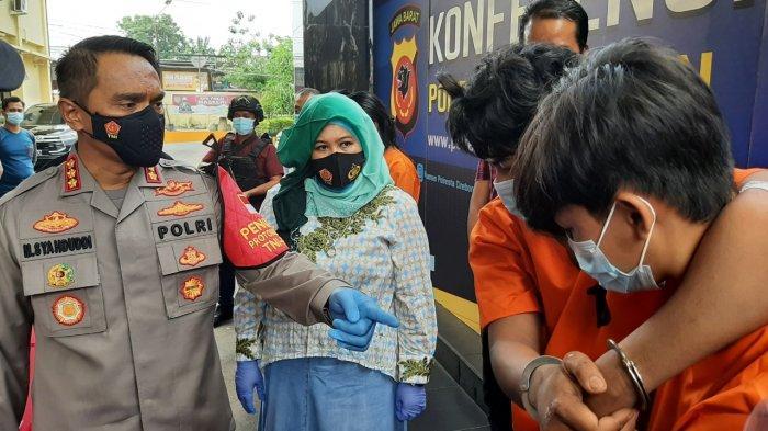 Komplotan Begal Sadis Dibekuk Polisi, Ternyata 3 Kali Beraksi di Cirebon, Tak Ragu Lukai Korbannya